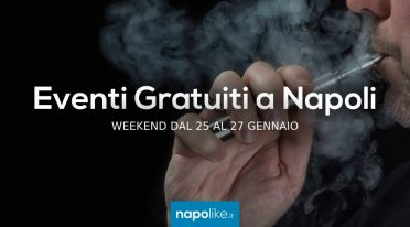 Free events in Naples during the weekend from 25 to 27 January 2019