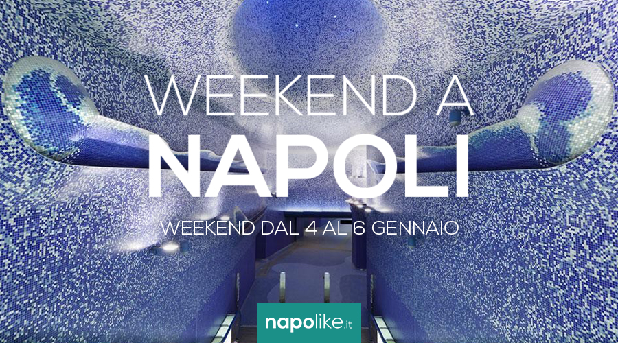 Events in Naples during the weekend from 4 to 6 January 2019