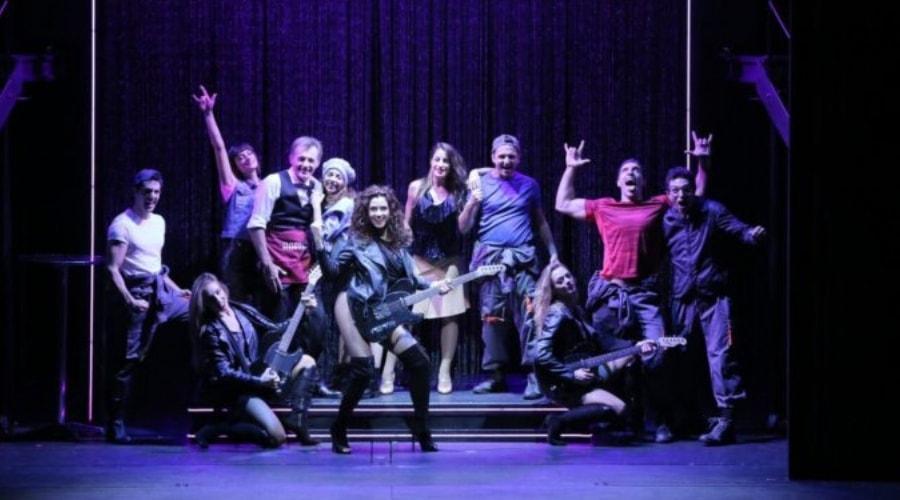 flash dance il musical