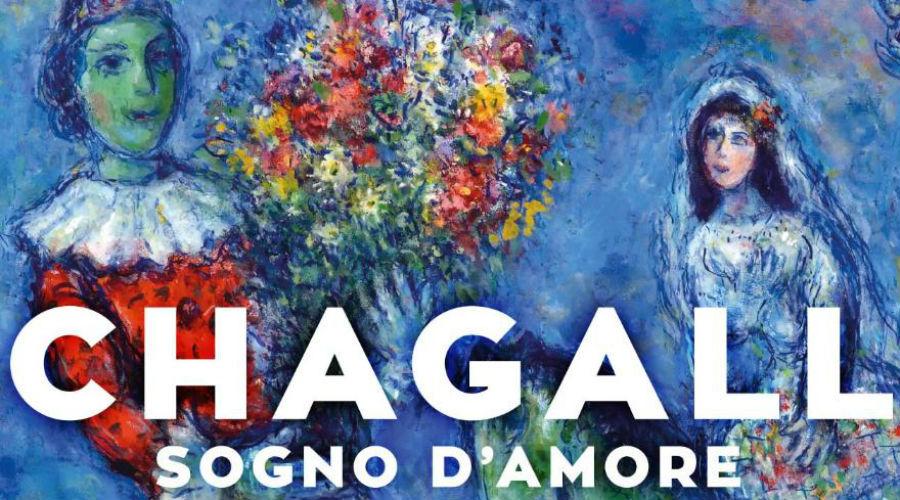 Chagall on show in Naples at the Basilica della Pietrasanta