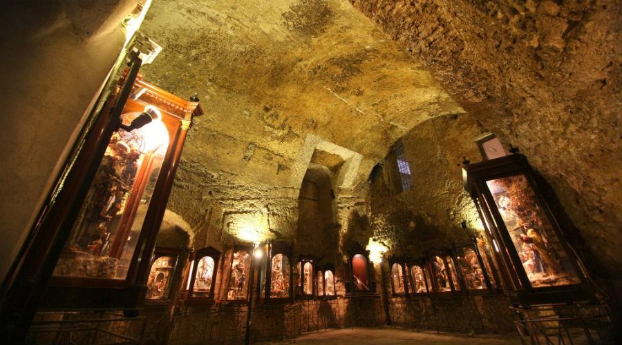 Museo del sottosuolo Napoli