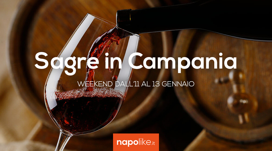 Festivals in Campania during the weekend from 11 to 13 January 2019
