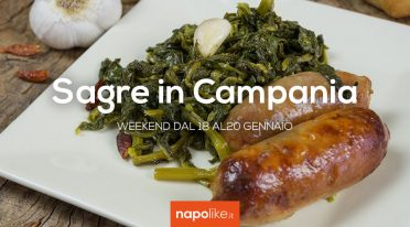 Sagre in Campania nel weekend dal 18 al 20 gennaio 2019