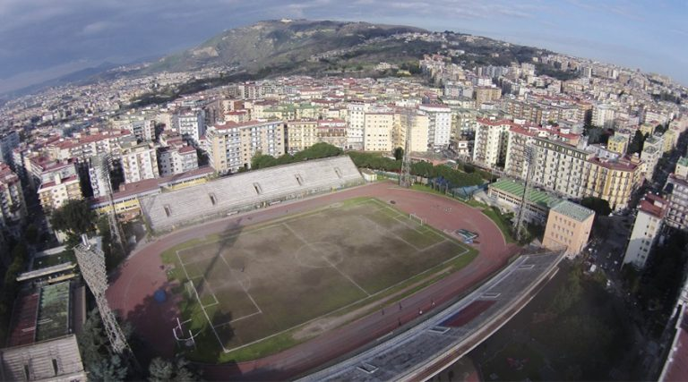 Necklace Stadium in Naples