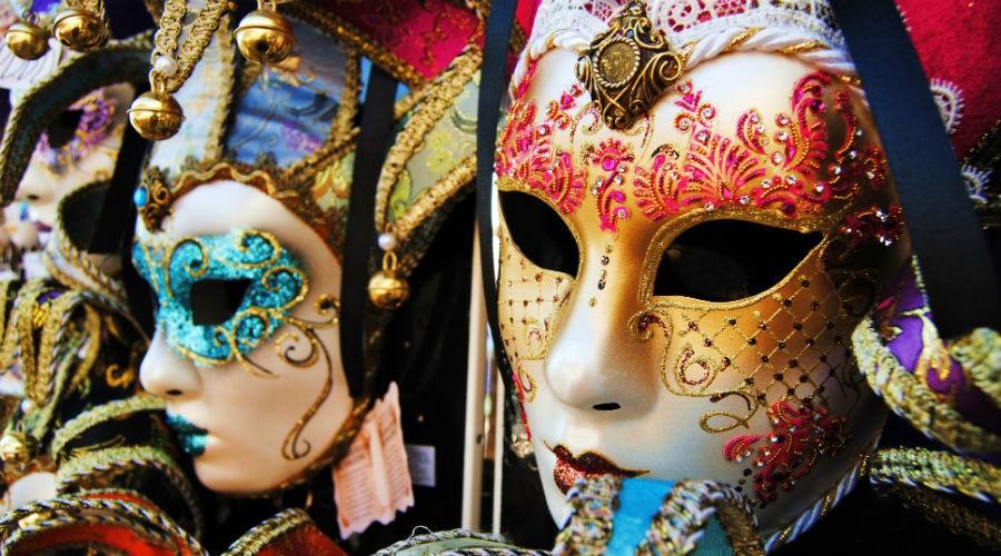 在那不勒斯的狂欢节