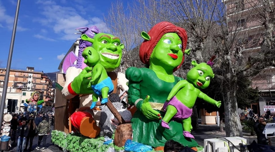 carnaval sarnese