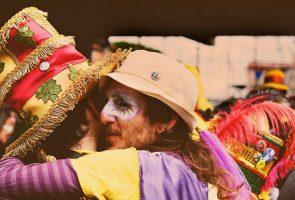 Carnival of Scampia in Naples