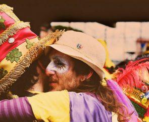 Carnevale di Scampia a Napoli