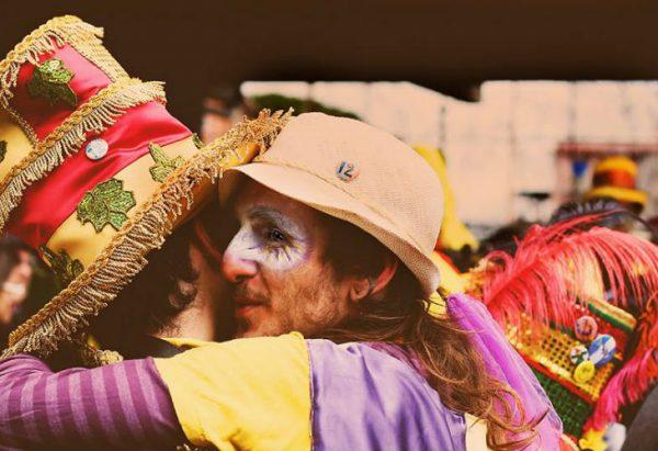 Carnaval de Scampia en Nápoles