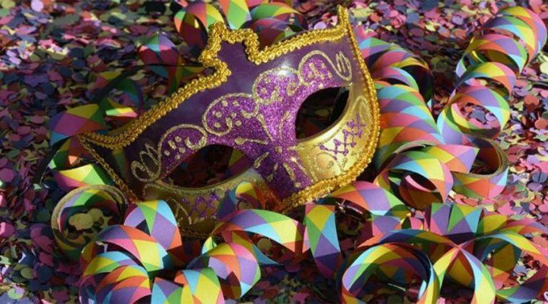 social carnival Naples