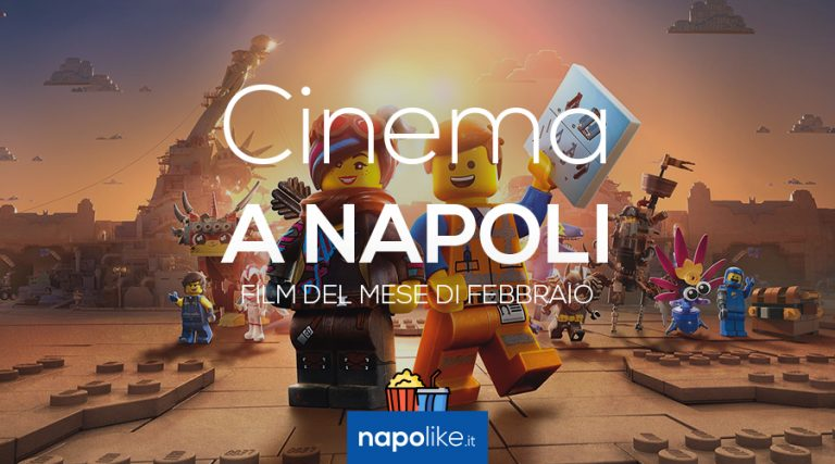 The movies in the cinemas in Naples in February 2019