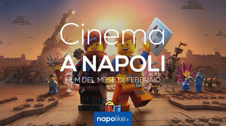 2月のナポリ映画館の映画2019