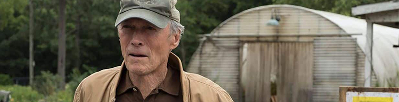 Clint Eastwood dans le film The Courier - Le mulet