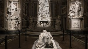 Verschleierter Christus in Neapel
