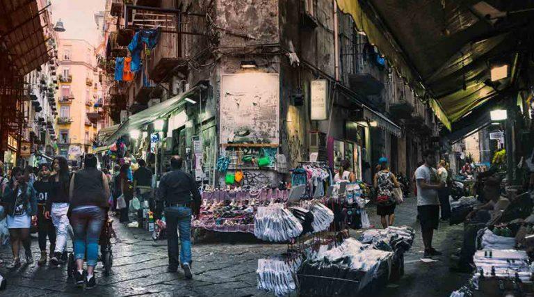 Pignasecca, Naples