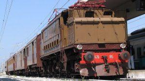 Reggia Express, treno storico