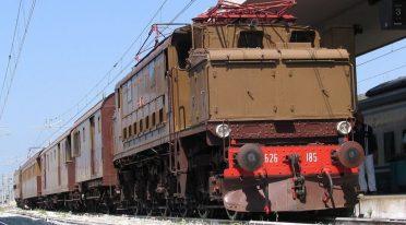 Reggia Express, historischer Zug