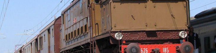 Reggia Express, tren histórico
