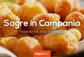 Festivals in Campania in the weekend from 15 to 17 February 2019