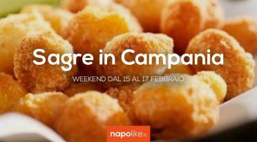 Festivales en Campania en el fin de semana de 15 a 17 Febrero 2019