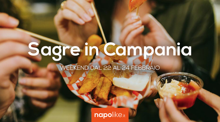 Festivals in Campania in the weekend from 22 to 24 February 2019