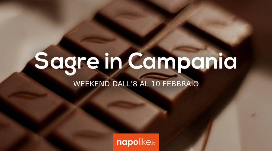 Festivals in Campania during the weekend from 8 to 10 February 2019