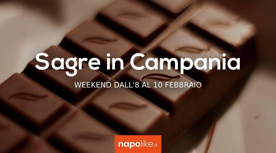 Sagre in Campania nel weekend dall'8 al 10 febbraio 2019