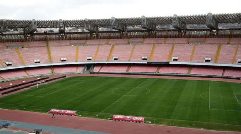 San Paolo Stadium of Naples
