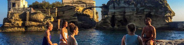 YoGaiola 2019 Nápoles
