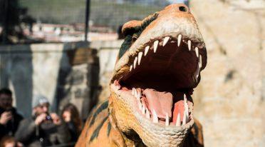 Dinosauri allo Zoo di Napoli