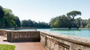 locandina di Ingresso gratuito alla Reggia di Caserta per la Giornata mondiale dell'acqua con visita guidata