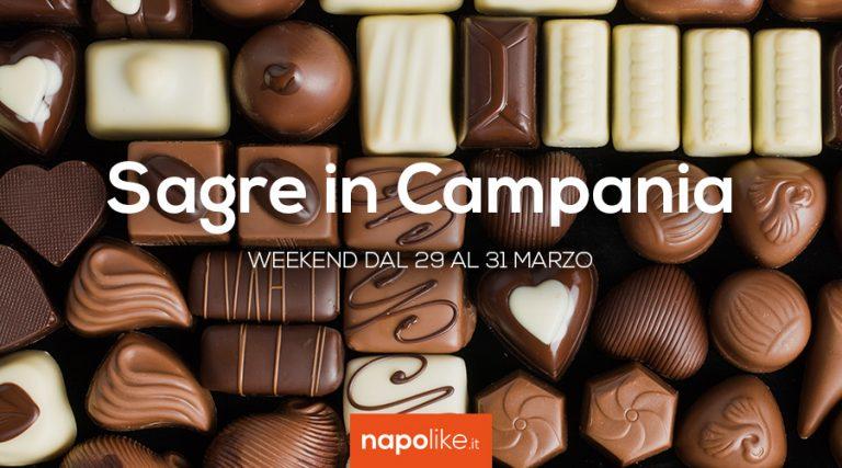 3月の29から31への週末のCampaniaでのフェスティバル2019