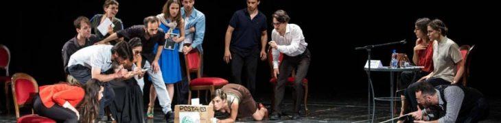 Theaterfestival von Neapel 2019