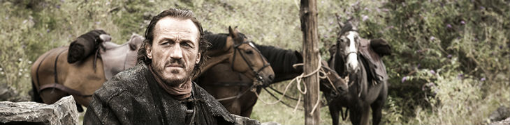 Bronn di Game of Thrones al Comicon 2019 a Napoli: arriva la star Jerome Flynn
