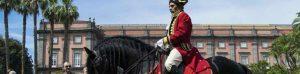 Alla Corte del Re a Capodimonte a Napoli: ingresso gratuito con giostra e giochi equestri