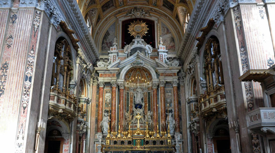 chiesa gesù nuovo
