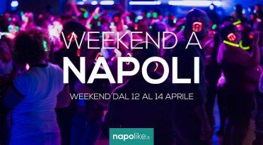 Eventi a Napoli nel weeked dal 12 al 14 aprile 2019