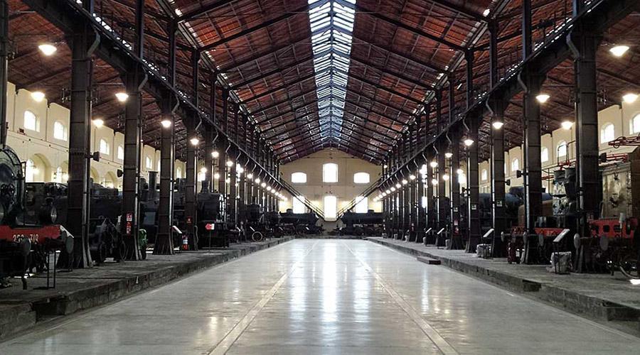 Museo di Pietrarsa Napoli