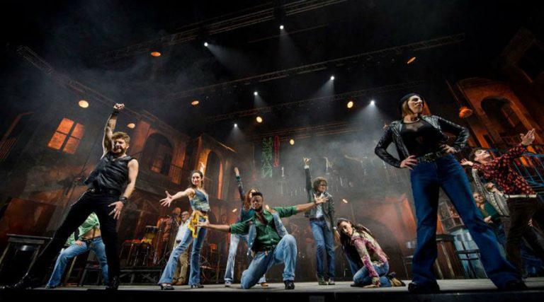 Musical on Pino Daniele, Musicanti