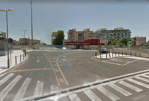 ANM car park in Bagnoli