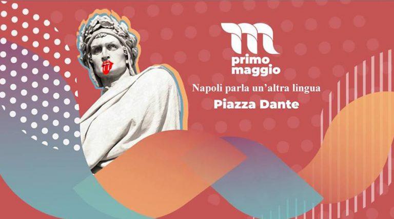 ナポリでの2019メーデーコンサート、ポスター