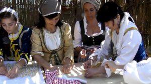 locandina di Sagra delle Antiche Taverne 2019 a Licola di Pozzuoli: alla riscoperta degli antichi sapori