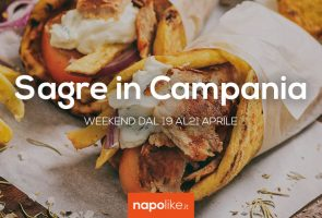 Festivals in Campania in the weekend from 19 to 21 April 2019