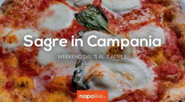 Sagre in Campania nel weekend dal 5 al 7 aprile 2019