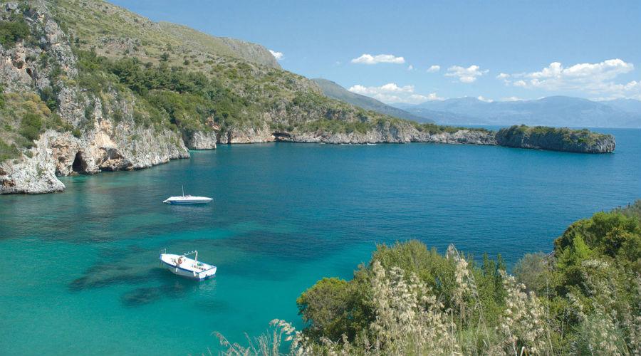 Pioppi, Campania