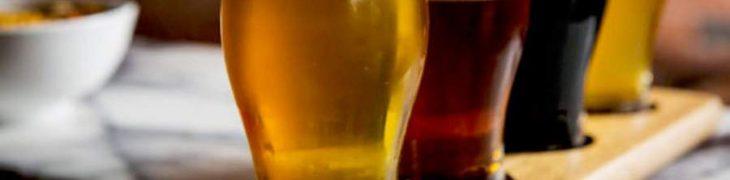 أكواب البيرة