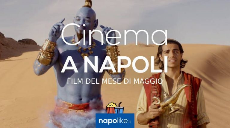 Film in the cinemas of Naples in May 2019
