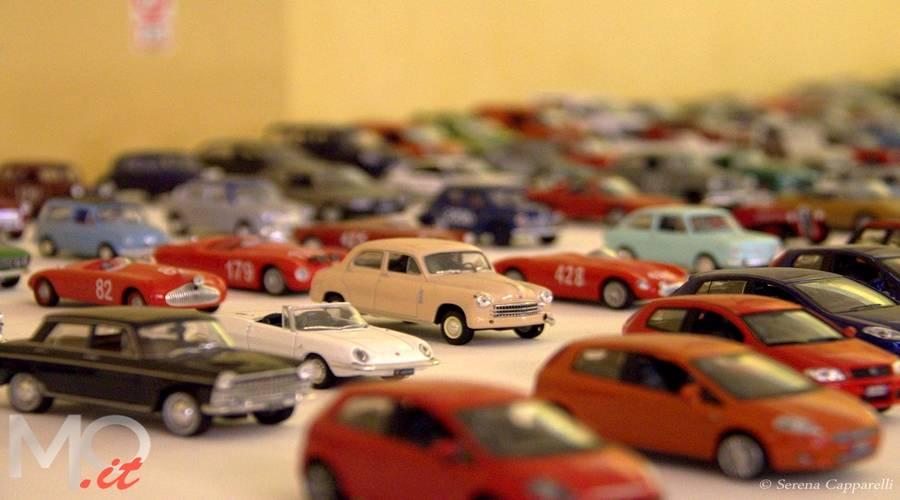 jouets et modèles à Naples