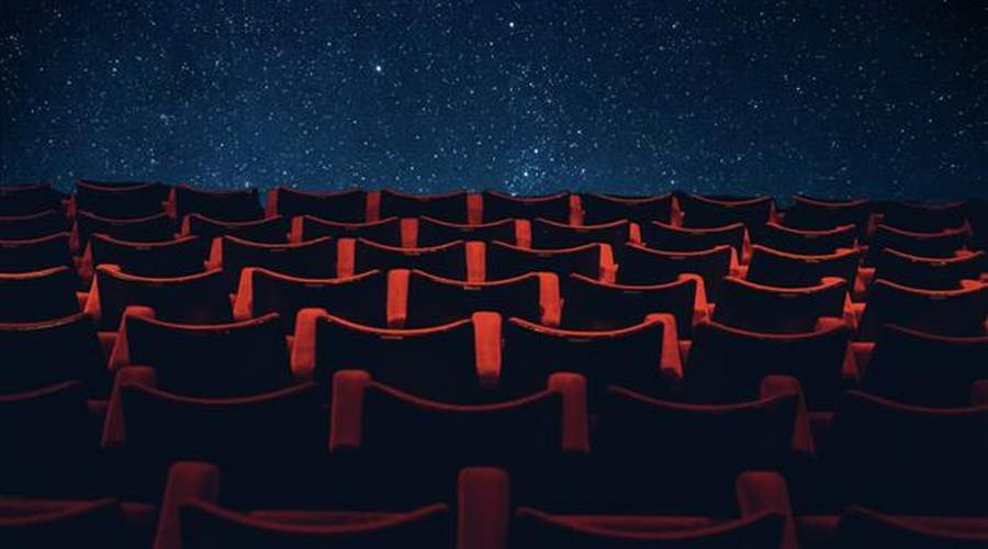 cinema all'aperto a bagnoli