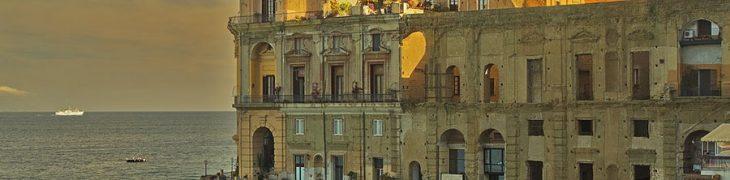 Palazzo Donn'Anna in Naples